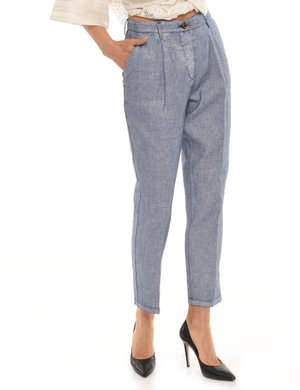 Pantalone Manila Grace in lino