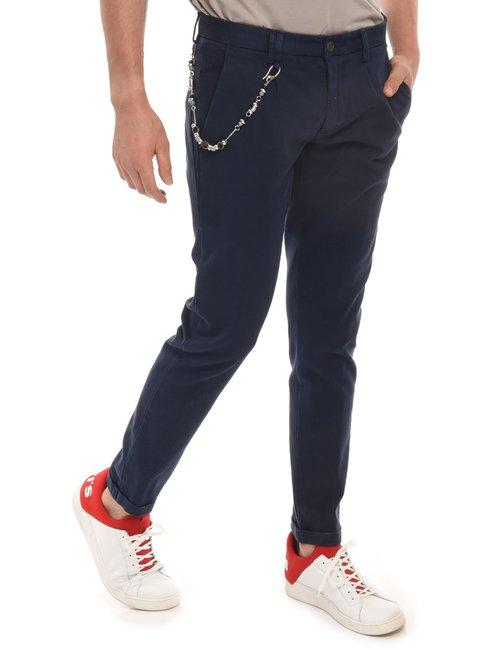 Pantalone Yes Zee  regular fit - Blu