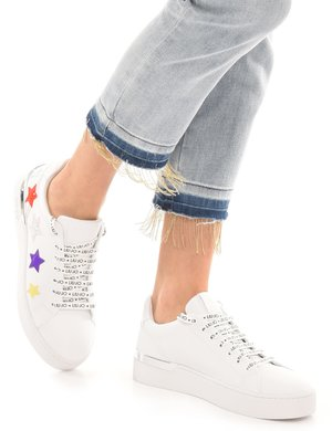 Sneaker Liu Jo con applicazioni