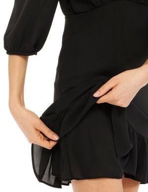 Vestito Vougue con arricciature
