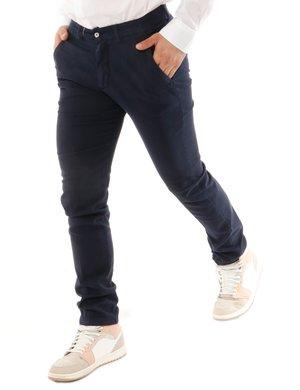 Pantalone  Asquani con logo inciso