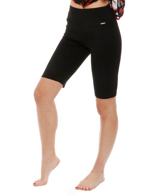 Pantalone Guess con logo in rilievo - Nero