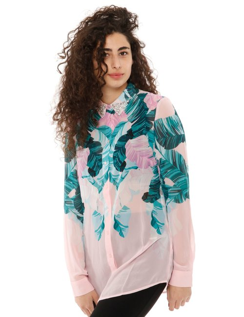 Camicia Guess a fiori - Fantasia