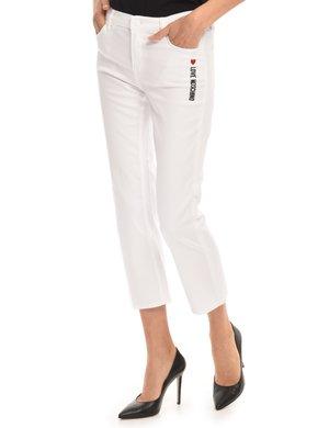 Jeans Love Moschino con logo