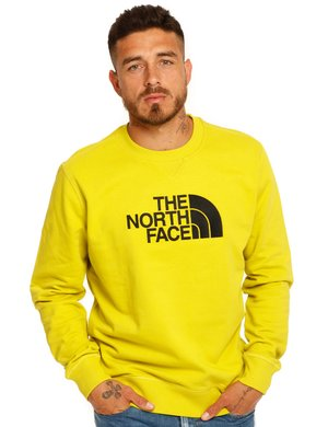 Felpa The North Face con logo