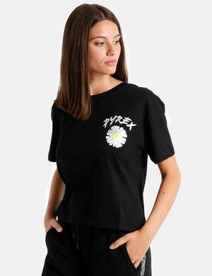 T-shirt Pyrex con stampa