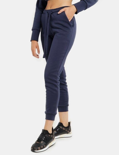 Pantalone Concept83 con tasche - Blu
