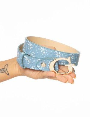 Cintura Guess logo piccolo