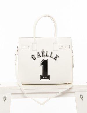 Borsa GAeLLE Paris con logo stampato