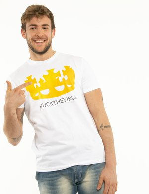 T-shirt Seconda Strada in cotone
