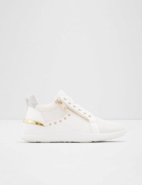 Sneaker ALDO con zip - Bianco