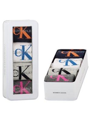 Calze Calvin Klein box da 4