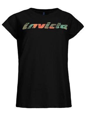 T-shirt Invicta con logo colorato