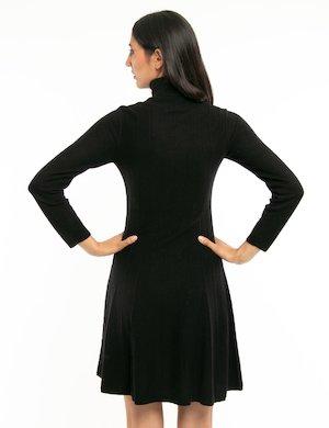 Vestito Maison du Cachemire collo alto