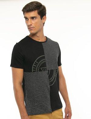 T-shirt Guess doppio tessuto