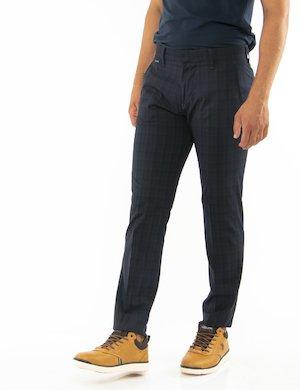 Pantalone Guess fantasia a quadri