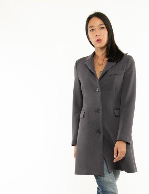 Cappotto Vougue in tessuto leggero - Grigio