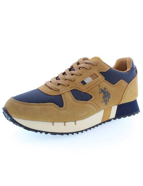 Sneaker U.S. Polo Assn. - Ocra