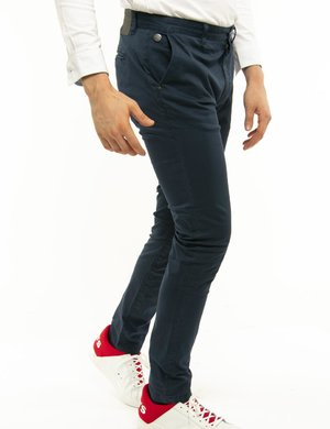 Pantalone Fred Mello slim fit