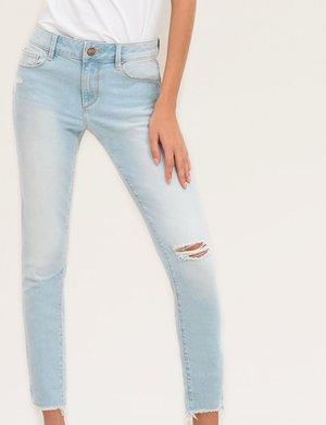 Jeans Fracomina effetto consumato