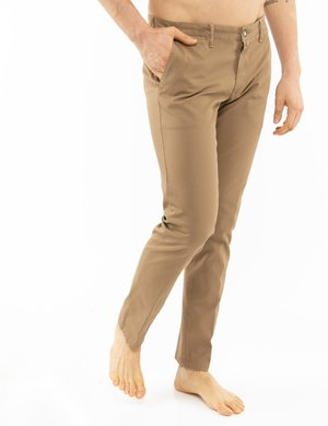 Pantalone Asquani in cotone