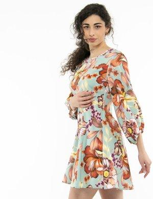 Vestito Vougue floreale