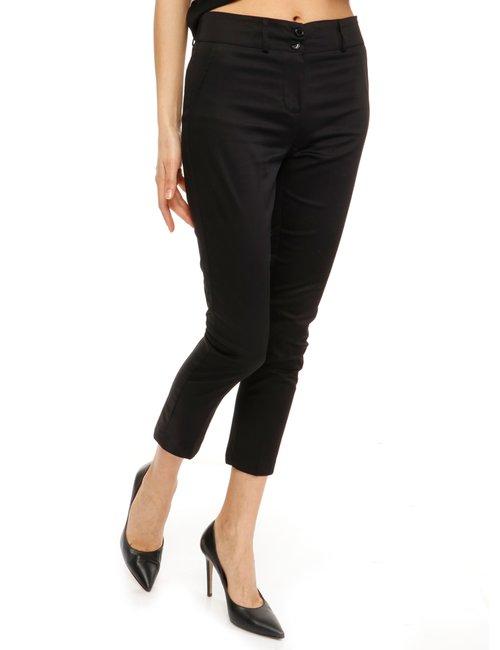 Pantalone Vougue capri - Nero