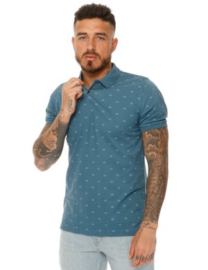 Polo Calvin Klein in cotone piquet
