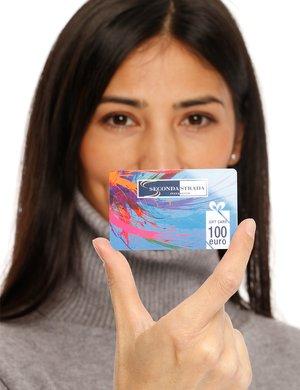 Gift card spendibile solo in negozio