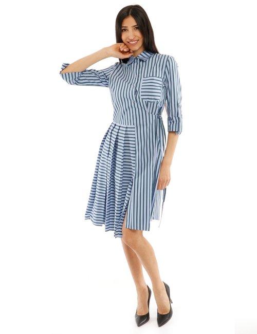 Vestito Beatrice B chemisier - Azzurro
