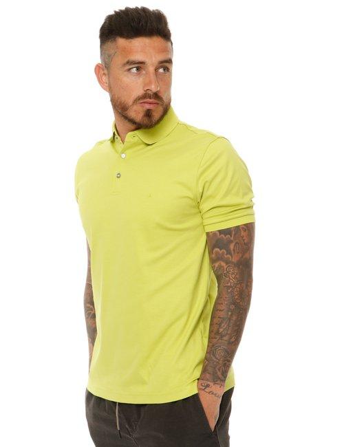 Polo Calvin Klein in cotone - Verde