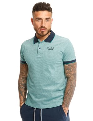 Polo Fred mello in cotone piquet