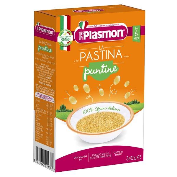 Plasmon la Pastina puntine 340 g