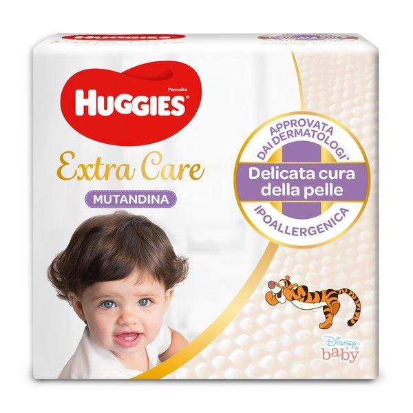Huggies Pannolini Extra Care Mutandina