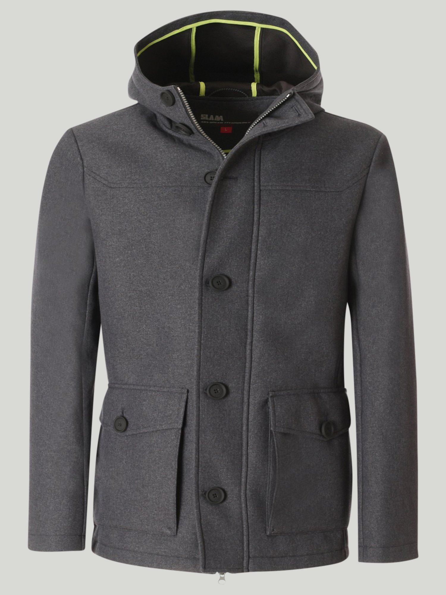 Cros jacket - Grey Melange