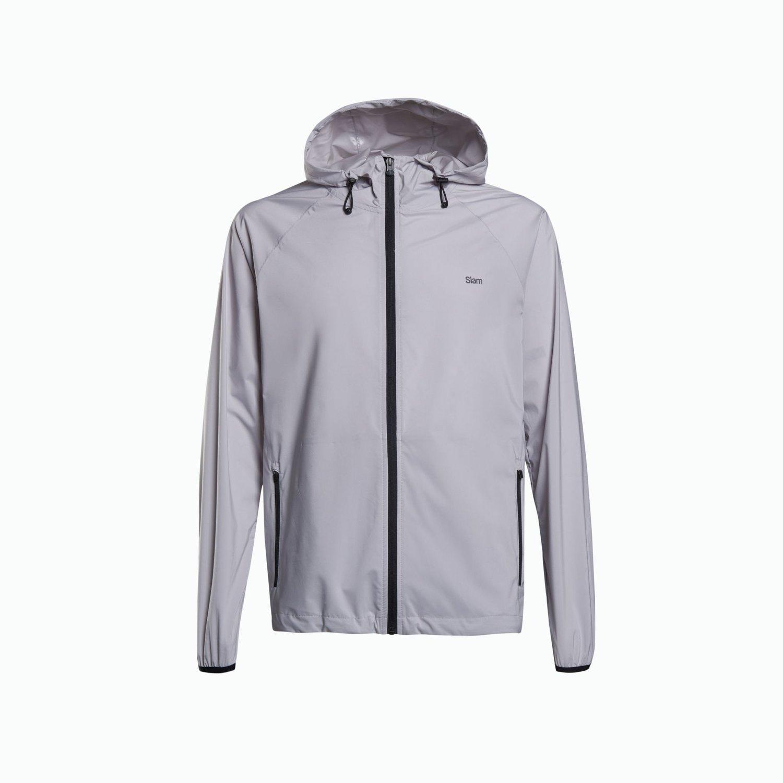Jacket A9 - Nebelgrau