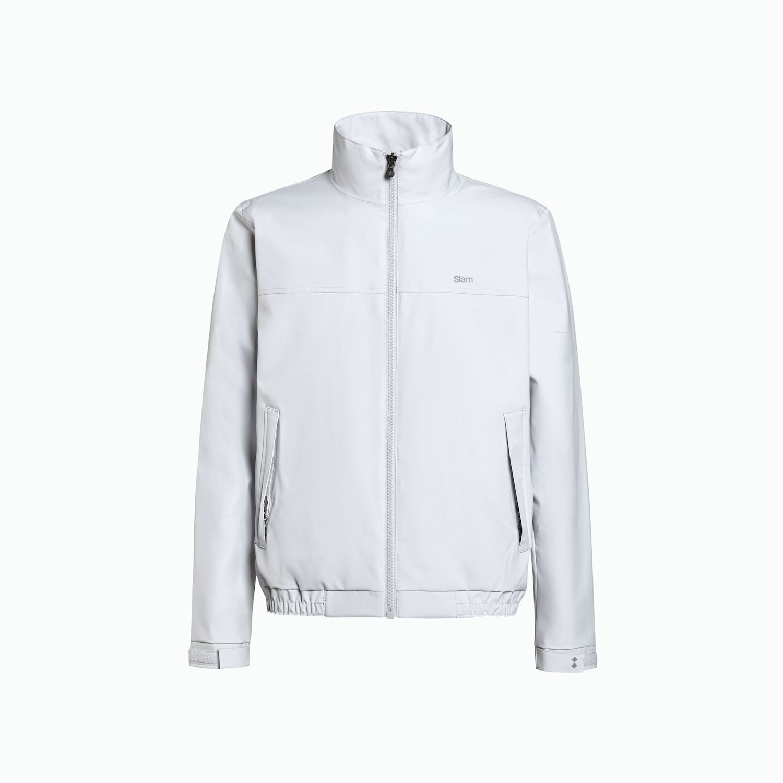 Jacket Bark - Fog Grey