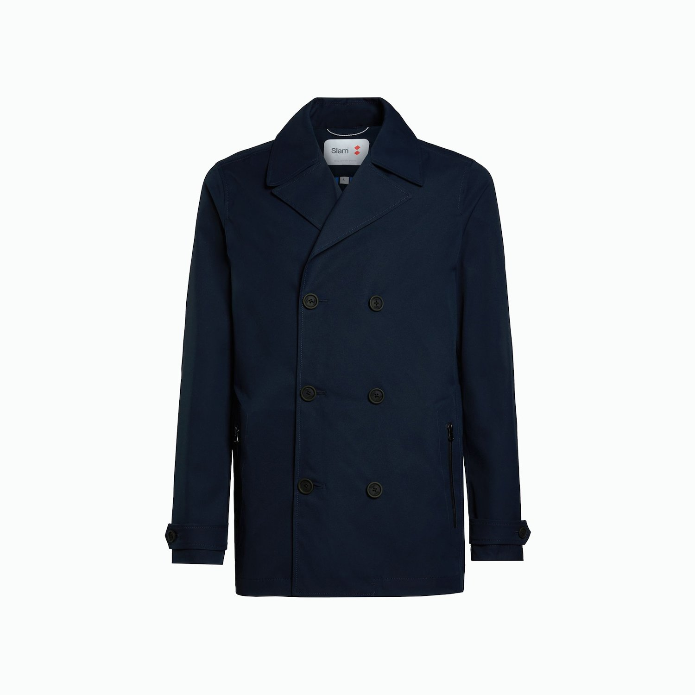 Jacket A66 - Marinenblau