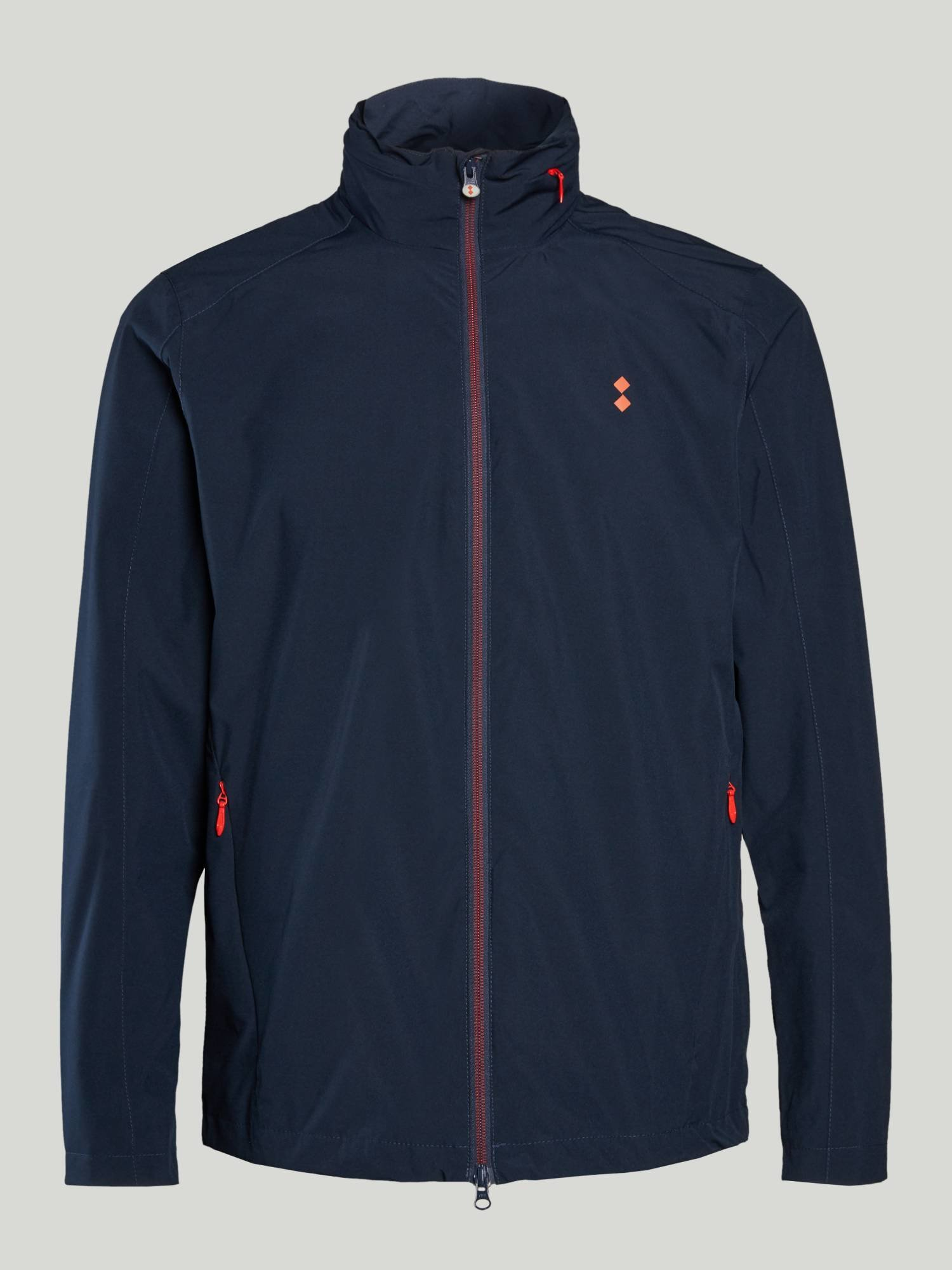 Jacket A214 - Marinenblau