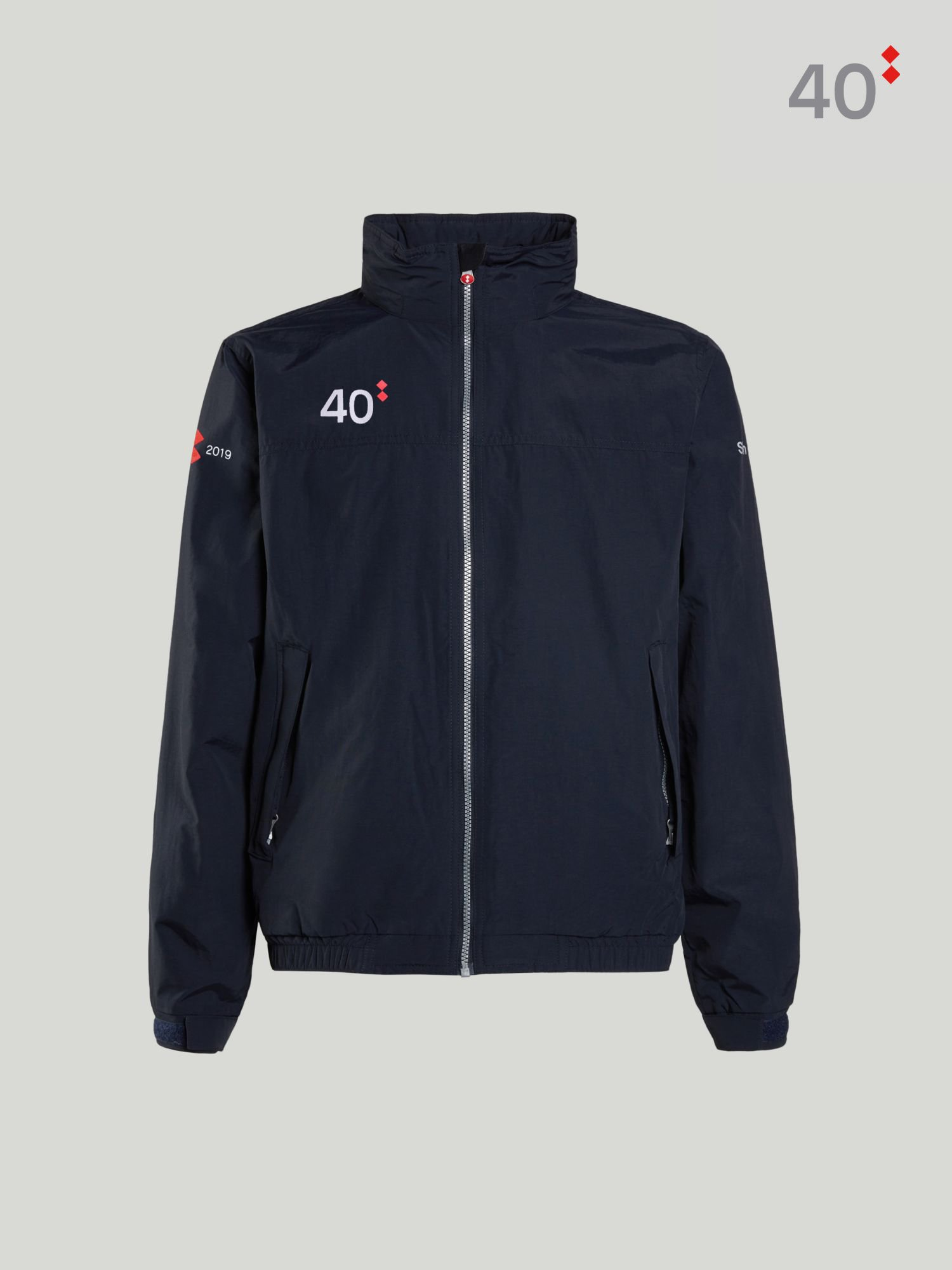 Summer Sailing 2.1 40th Jacket - Azul Marino