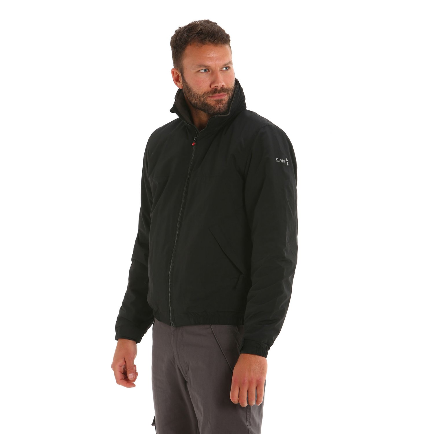Sailing Winter jacket 2.1 - Black