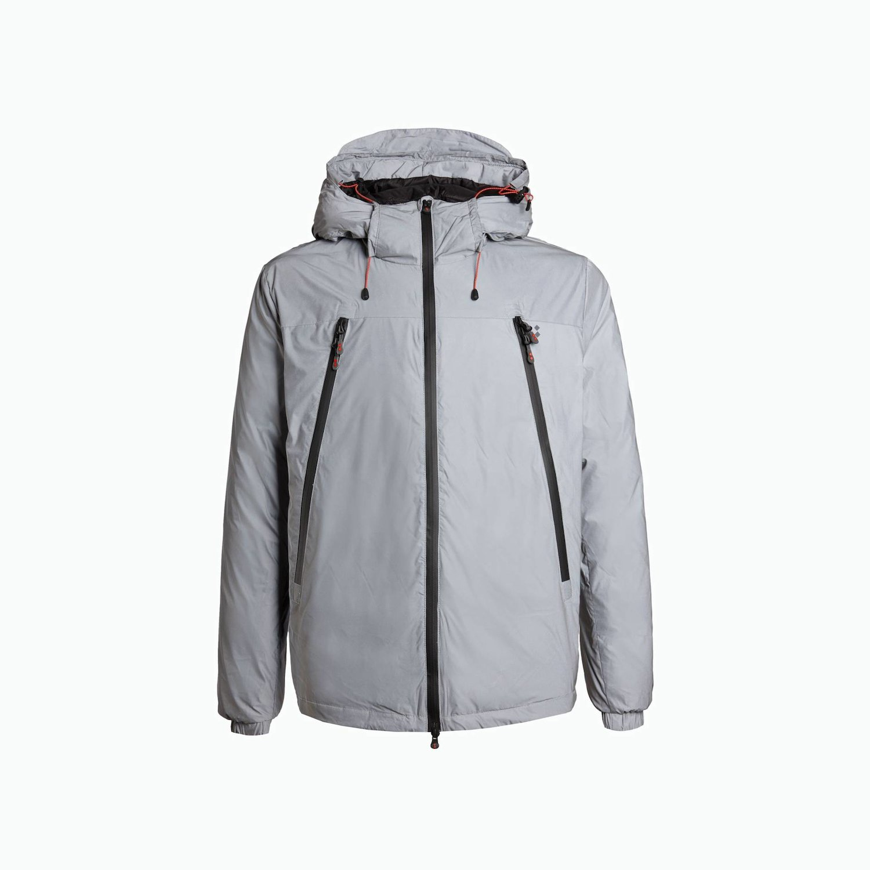 Lighterman jacket - Silver Reflex