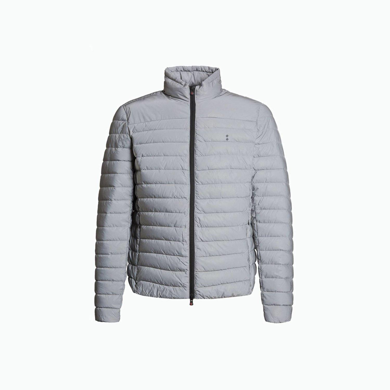 Trucker jacket - Silver Reflex