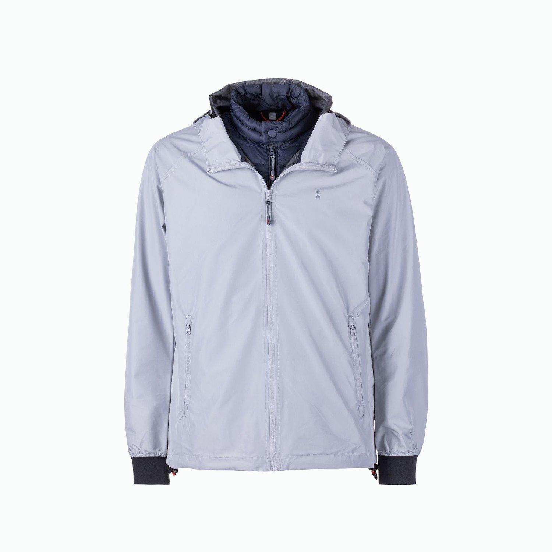 Anchor Bay Jacket - Gris Niebla