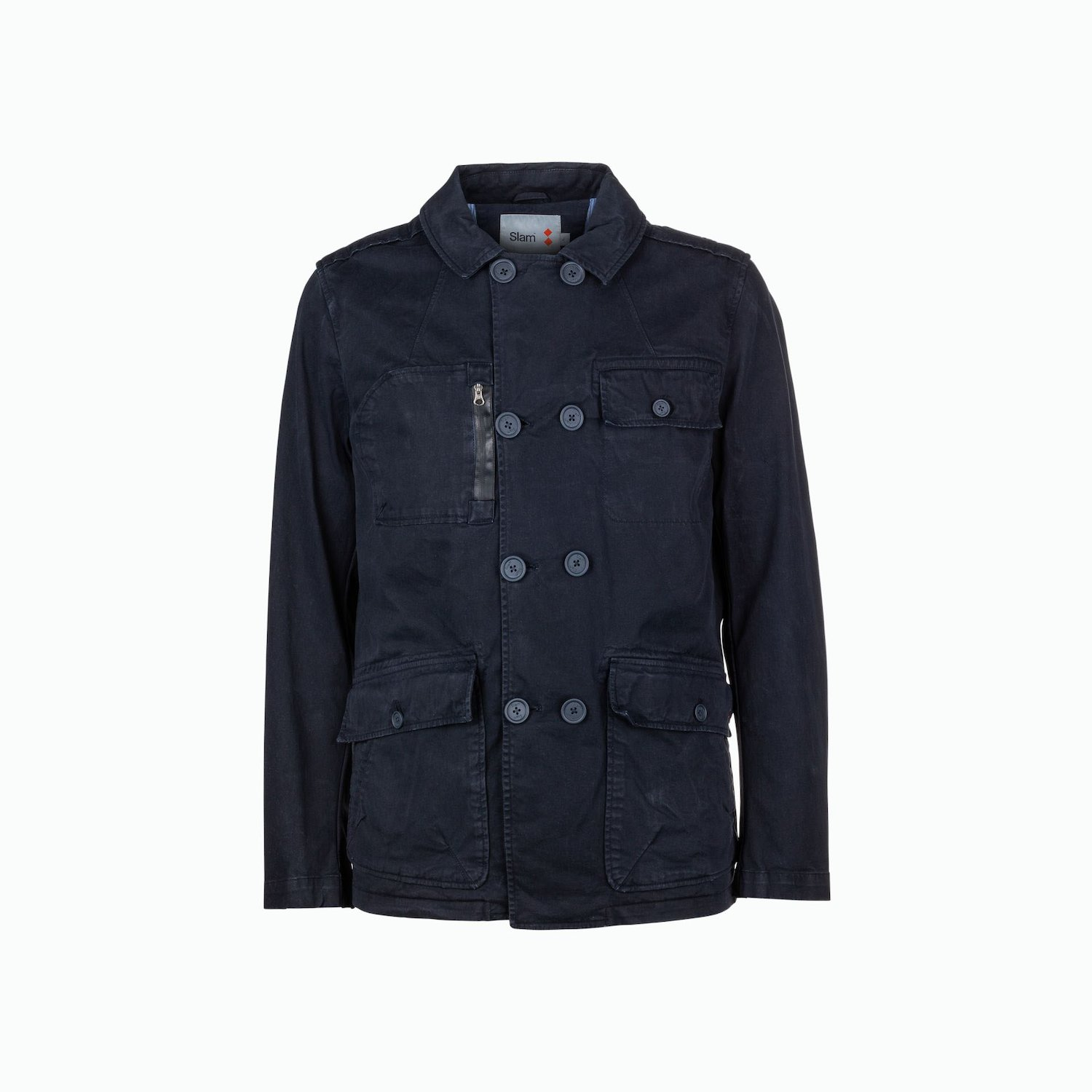Kai Jacket - Navy Blau