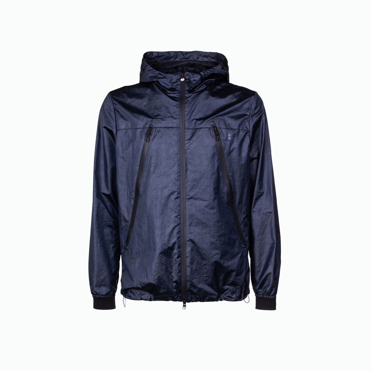 Compass Jacket - Navy Blau