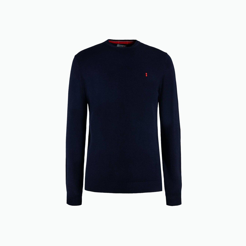 Pullover B80 - Marinenblau