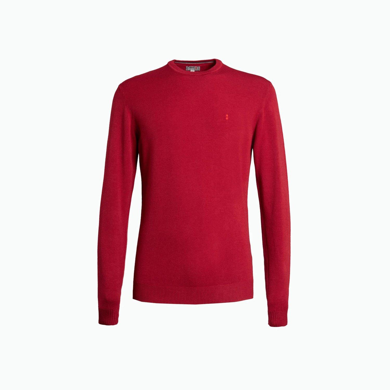 B80 sweater - Chili Red