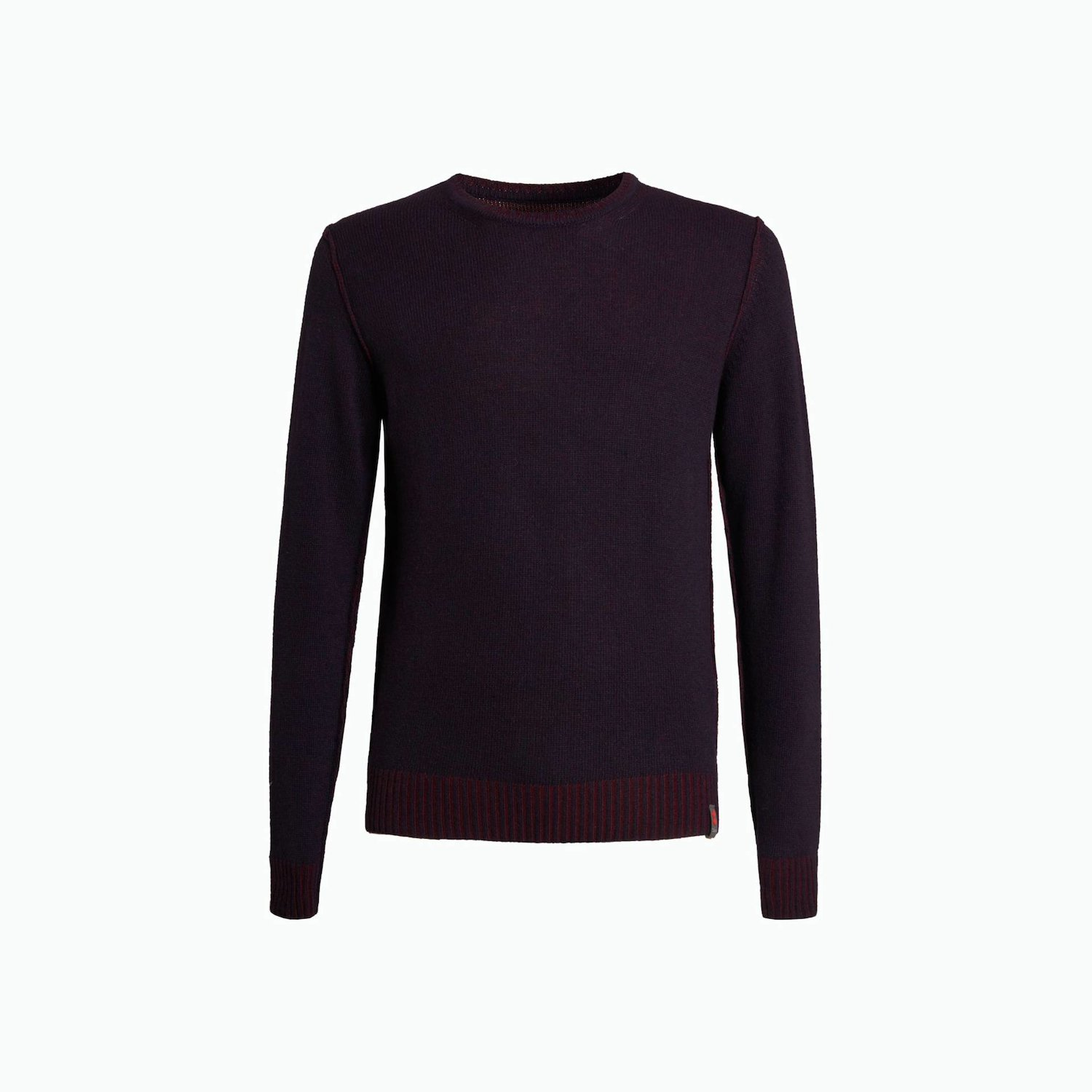 B82 Jumper - Navy / Bordeaux