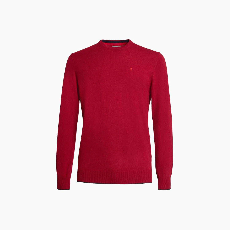 B132 sweater - Chili Red